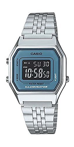 Casio Ladies Mid Size Digital LA680WA 2BDF