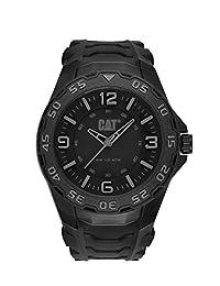 Caterpillar LB.111.21.131 Reloj Análogo de Lujo, para Hombre, gris y negro