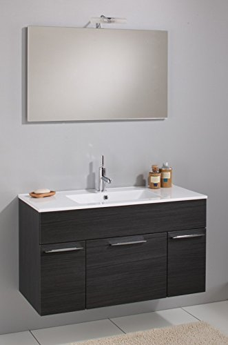 Lavabo 100 cm best pm with lavabo 100 cm elegant mobile for Amazon arredo bagno