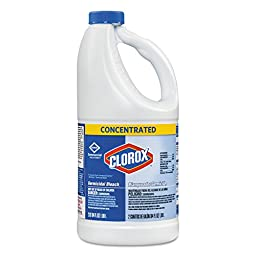 Clorox COX31009EA Concentrated Regular Bleach