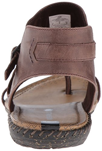 Merrell Whisper Publicar gladiador sandalia Brown