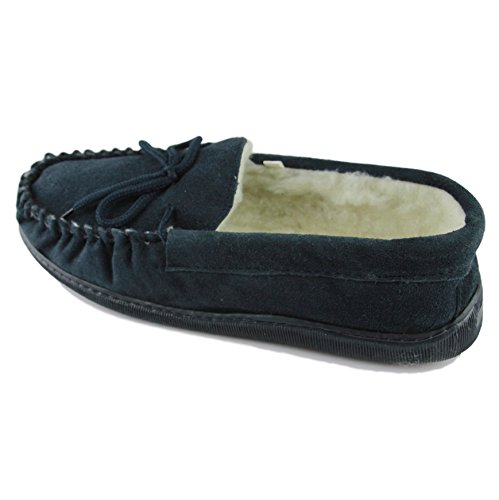 Sheepskin World , Herren Hausschuhe Navy