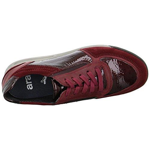 stringate Rosso donna 05 44460 Scarpe 12 ara IOq0w0