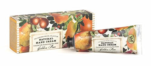 Michel Design Works Natural Hand Cream with Shea Butter, 2.1-Ounce, Golden ()