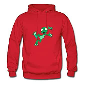 Sticky Frog Avengers America Red Sweatshirts Creative X-large For Women Printed