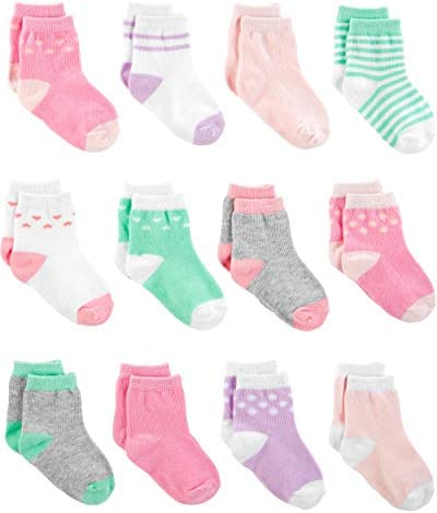 Simple Joys Carters Girls 12 Pack product image