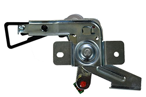 PT Auto Warehouse FO-7505-TG - Tailgate Latch Control Assembly