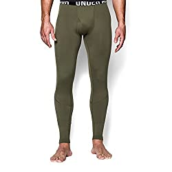 Under Armour Men's Coldgear Infrared Tactical Fitted, Marine Od Green Marine Od Green, Medium