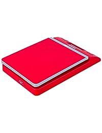 accuteck dreamred 86 libras Postales envío escala gastos de envío digital con usb & AC Adapter, Limited Edition