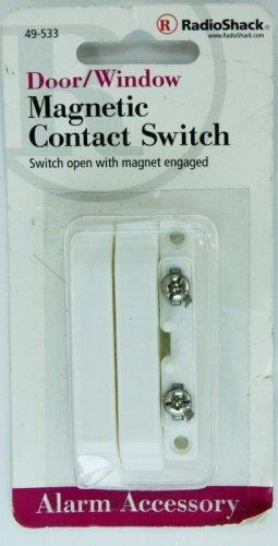 Radioshack Door/window Magnetic Contact Switch