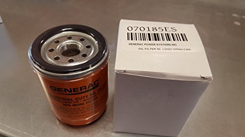 Generac OEM Oil Filter 070185E (item_by#ljelectric_14141795176489 (Oil Filter 070185e compare prices)