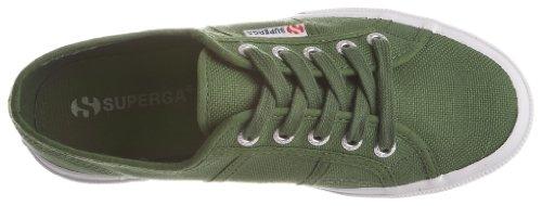 Superga 2750 Cotu Classic, Zapatillas Unisex Verde (Cactus)