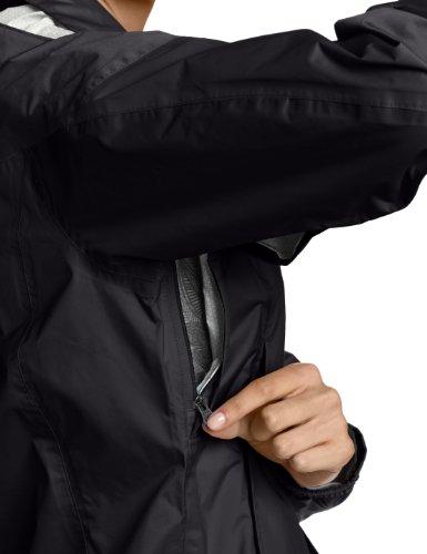 Marmot Women's Precip Jacket, Black, X-Small by Marmot (Image #3)