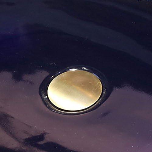 ヨーロッパオーバル上記カウンター盆地大容量の洗面ホームアートアメリカのセラミック盆地(60x40x15cm) P3/18
