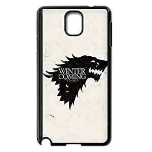 Samsung Galaxy Note 3 Phone Case Black Game of Thrones HCM097240