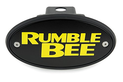 High-End Motorsports Rumble Bee Truck Receiver Hitch Cover - Dodge Ram HEMI 1500
