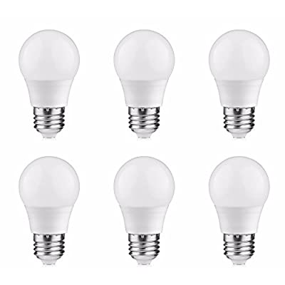 12V Low Voltage 3W LED Light Bulbs (6 Pack) - for RV, Solar Panel Project (12V Only)