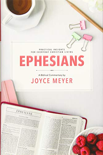 Joyces Book - Ephesians: Biblical Commentary (Deeper Life)