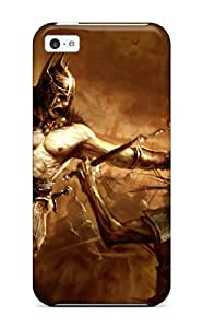 Perfect Fit WRPdPkx5812JlKAD Age Of Conan Video Game Other Case For Iphone - 5c