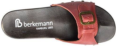 Berkemann Hamburg - Mules Mujer rojo (rojo)