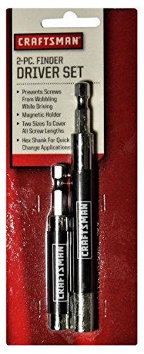 (Craftsman SRS37917A Finder Driver Set with Magnetic Holder & Finder Drivers 80mm & 120mm Lengths (2 Piece))
