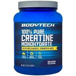 eatine Monohydrate Unflavored 5 GM/Serving Supports Muscle Strength Mass (32 Ounce Powder) ()