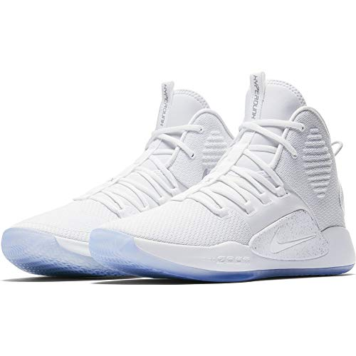 Basse Nike white Uomo white Da X Hyperdunk Scarpe 001 Ginnastica Bianco 6qFXr6Rw