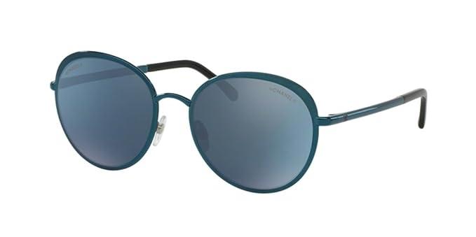 Chanel CH4206 BLUE (C469Z6) - Gafas de sol: Amazon.es: Ropa ...
