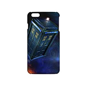 3D Case Cover Doctor Who Police bOX Phone Case for iPhone 6 plus 5.5