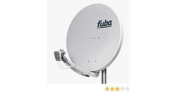 Fuba Antena parabólica de 85cm de Aluminio DAA-850/1