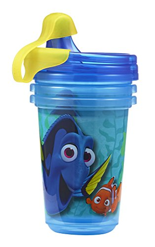 The First Years Disney/Pixar Finding Dory Take & Toss Sippy Cup (Pack of 3)