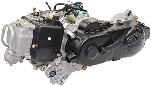 Xfight Parts Gmx 50 Motor Motor Kpl Mit Sls 4takt 50ccm 139qmb Qma 10 Zoll Kurze Getriebeausgangswelle Ragt Ca 50mm Aus Dem Motor Trommelbremse Hinten Mit Kupplungsabfrage Gmx 50 Motor Auto