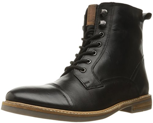 Ben Sherman Men's Luke Boot Winter Boot, Black, 9 M US - Ben Sherman Lace Shoes