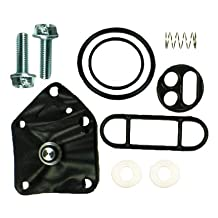 Outlaw Racing OR3440 Fuel Petcock Valve Shut Off Repair Rebuild Kit DRZ400 DR...