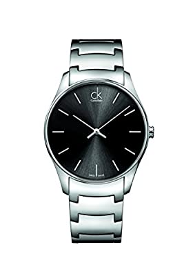 Calvin Klein ck Classic Mens Watch K4D21141