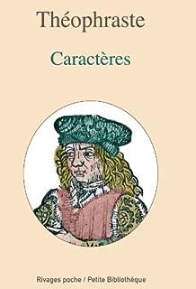 Caractères, Théophraste