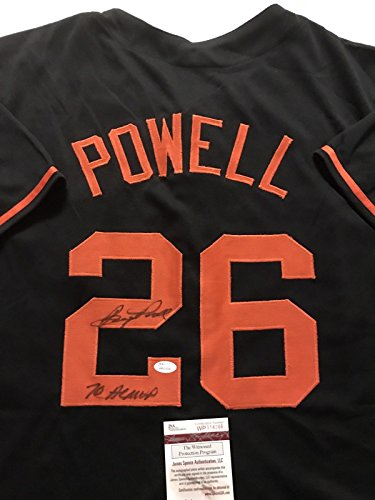 - Autographed/Signed Boog Powell