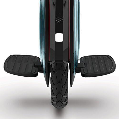InMotion V10F Gyroroue électrique Mixte Adulte, Noir, Unique
