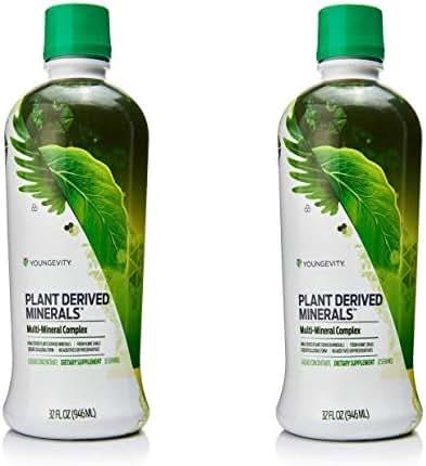 2 Pack - Plant Derived Minerals - 32 fl oz
