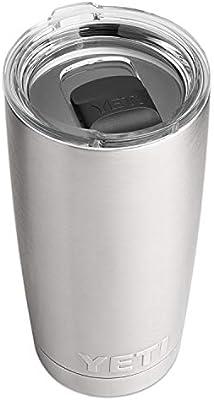 YETI Rambler 20 oz Stainless Steel Vacuum Insulated Tumbler w/MagSlider Lid, Stainless - 10161086 , B073WK182F , 285_B073WK182F , 1162220 , YETI-Rambler-20-oz-Stainless-Steel-Vacuum-Insulated-Tumbler-w-MagSlider-Lid-Stainless-285_B073WK182F , fado.vn , YETI Rambler 20 oz Stainless Steel Vacuum Insulated Tumbler w/MagSlider Lid, Stainless