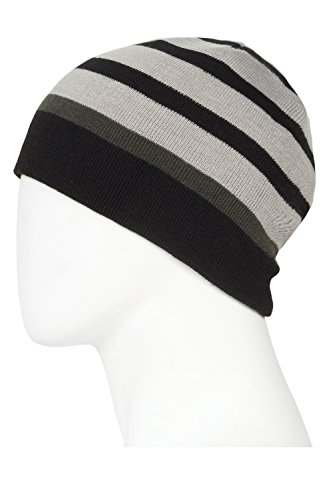 - 686 Men's Switch Reversible Beanie | One-Size | Black