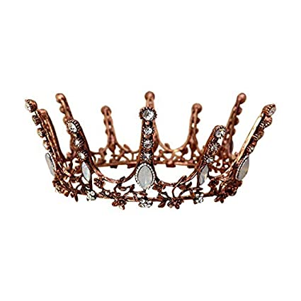 Diadema Crownsimple Retro redondo corona adulto regalo de ...