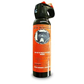 Udap Bear Spray Safety Orange with Color Griz Guard Holster 2 Quality and safety tested for even the toughest environments Protect yourself and your family with quality UDAP products Must need tool for all campers and outdoor enthusiasts