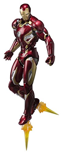SH Figuarts Avengers Iron Man Mark 45