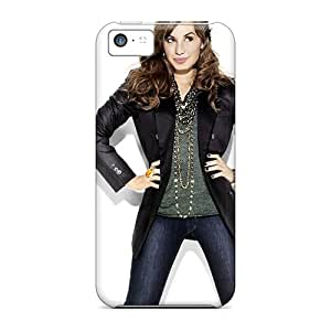 RobertWood Fashion Protective Demi Lovato 2 Cases Covers For Iphone 5c