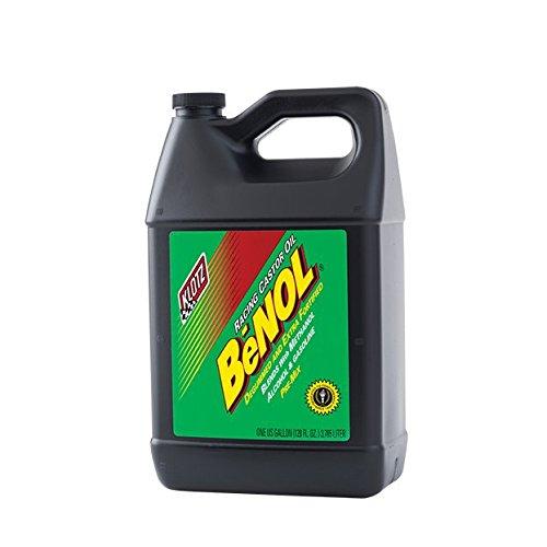 BeNOL Racing Castor Lubricant, 128 Ounce ()