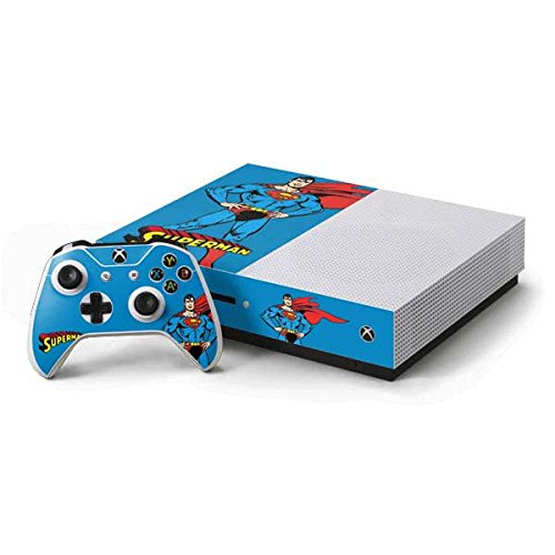 superman xbox one x console skin buyer's guide