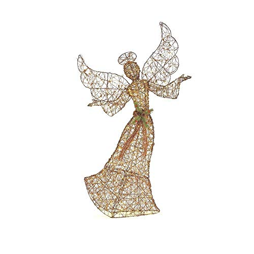 Lighted Angel Outdoor Decoration in US - 5