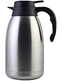 68 Oz Stainless Steel Thermal Coffee Carafe/Double Walled...