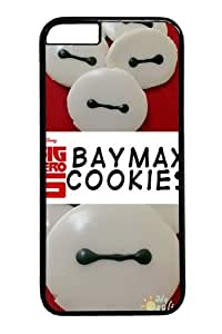 Big Hero 6 Bay Max 31 Custom iPhone 6 4.7 inch Case Cover Polycarbonate Black